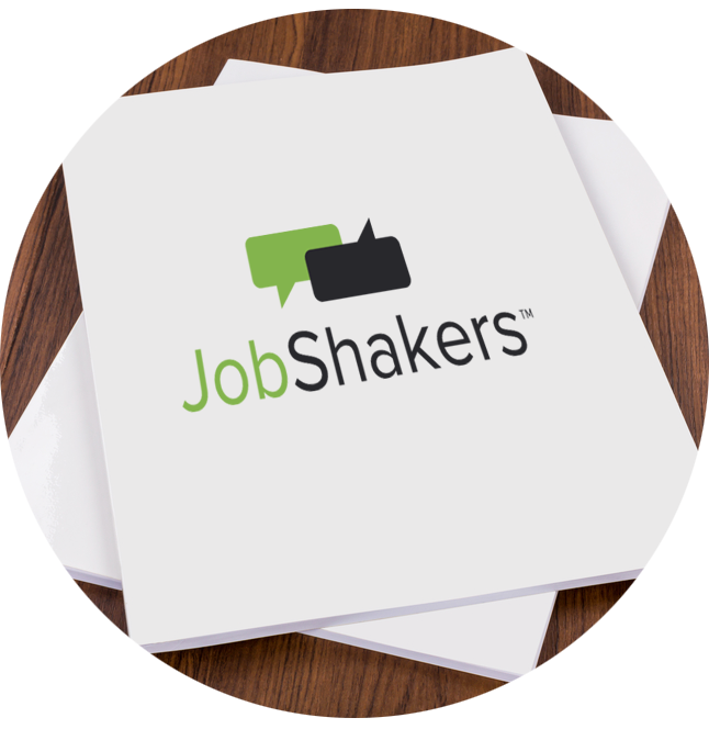 JobShakers Promotional Materials