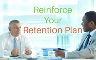 Reinforce Your Retention Plan